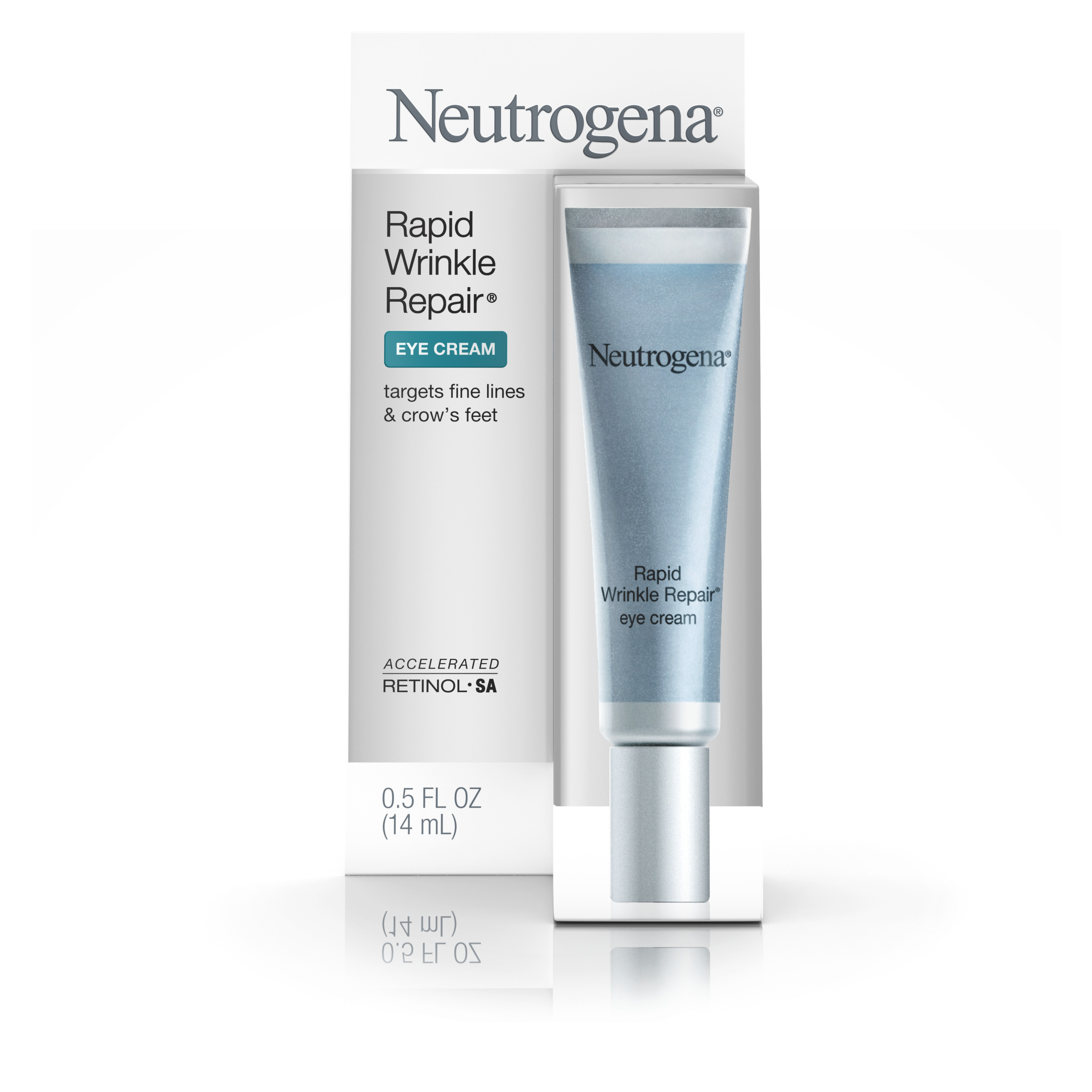 Neutrogena Rapid Wrinkle Repair Eye Cream With Retinol, 0 .5 Fl. Oz. - Walmart.com