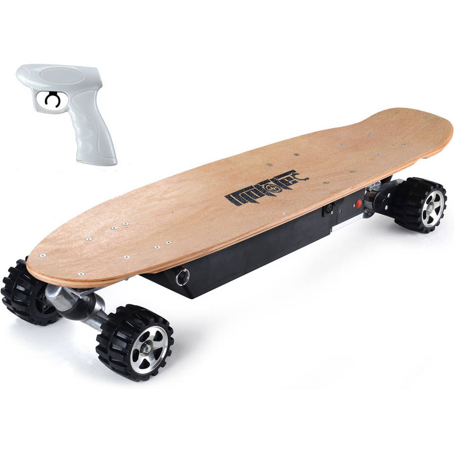 Click here to buy MotoTec 600-Watt Street Electric Skateboard by MotoTec.