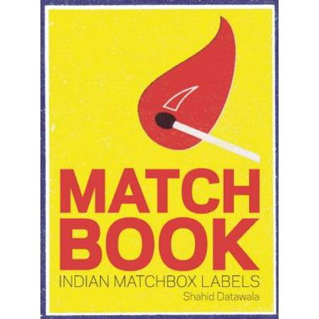 Matchbook: Indian Match Box Labels