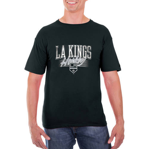 NHL Los Angeles Kings Men's Classic-Fit Cotton Jersey T-Shirt
