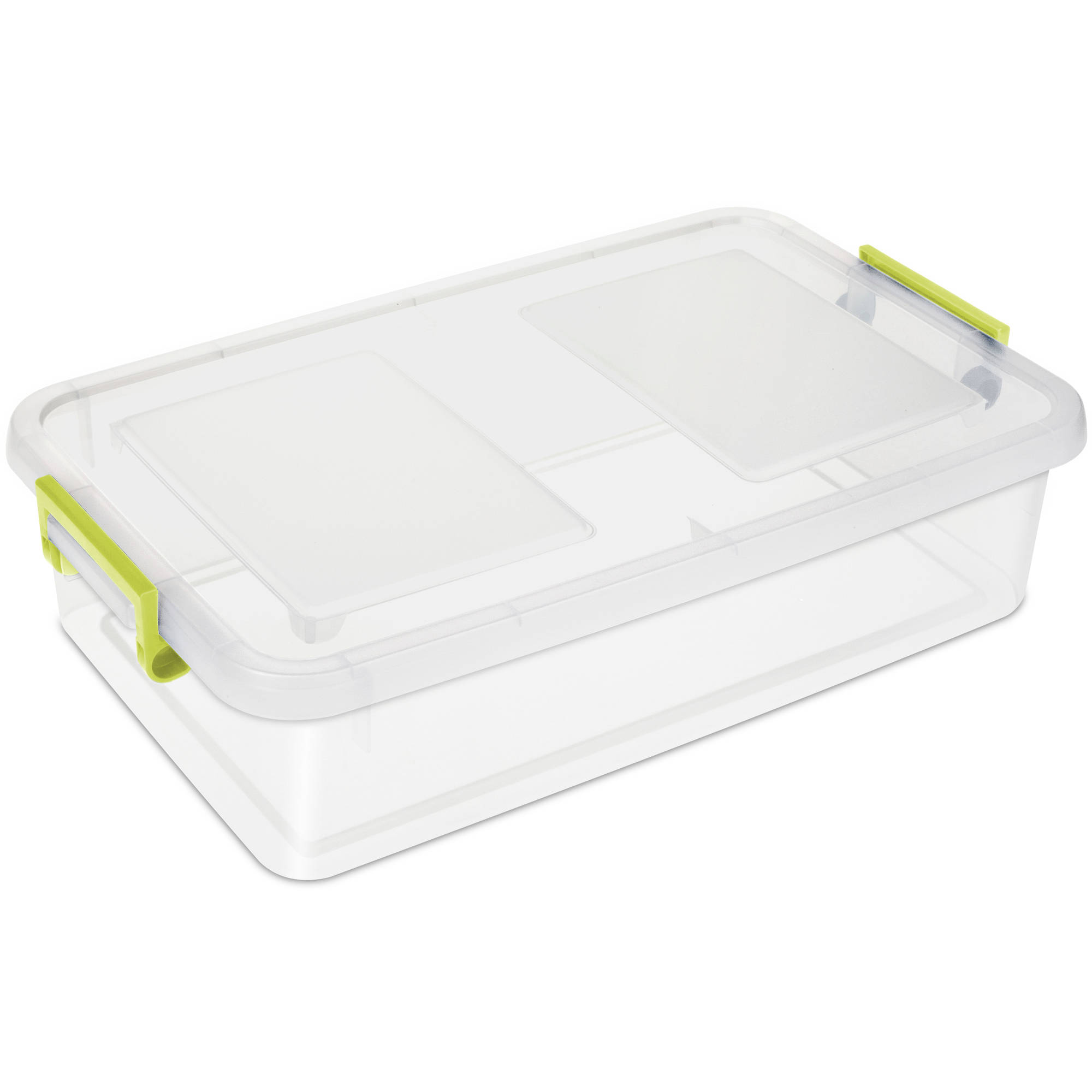 Sterilite 25-Quart Modular Latch Box