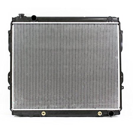 Radiator - Pacific Best Inc For/Fit 2321 00-06 Toyota Tundra AT 8CY 4.7L PTAC 2ROW Exc. Double