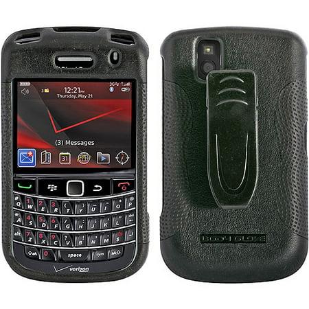 Body Glove - Snap-On Case for BlackBerry 9630 Tour, 9650 Bold - Black