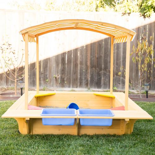 Outward Playfort Sandbox by
