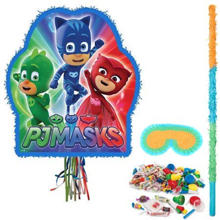 PJ Masks Pinata Kit - Mask Party
