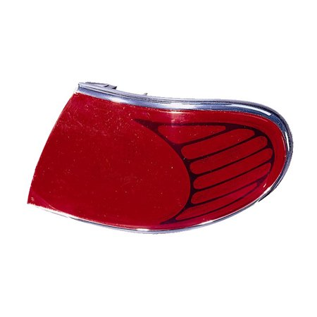 Replacement Penger Side Tail Light For 2000 Buick Lesabre 165302444 15228560