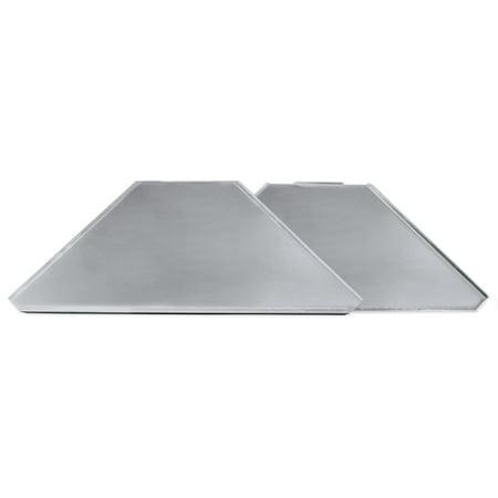 Aluminum Corner Insert (American DJ Pro-Shelf Aluminum Corner Shelf 4 Pro Event Table II DJ Booth Facade )