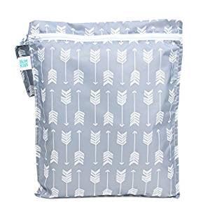 Zippered Wet Bag - Bumkin - Arrow Waterproof New WB-106