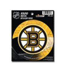 Boston Bruins Vinyl Decal