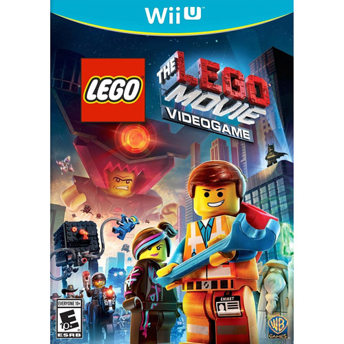 The LEGO Movie Videogame (Wii U)