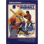 Major League Baseball (Intellivision)