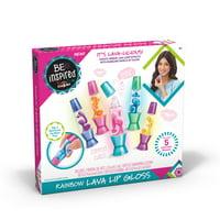 Be Inspired Rainbow Lava Lip Gloss by Cra-Z-Art