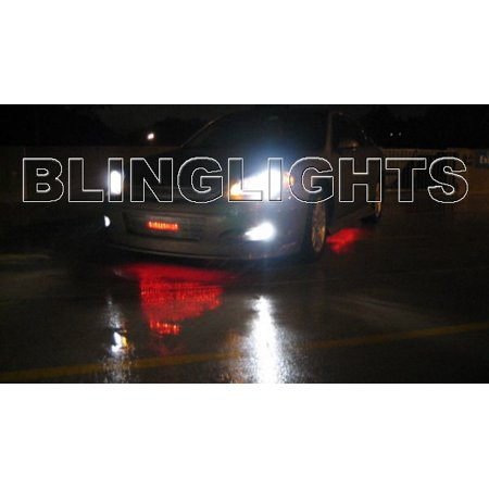 New 2006 2007 2008 2009 Chevy Impala Xenon Razzi Body Kit Fog Lights Driving Lamps Chevrolet