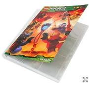 LEGO Ninjago Spinjitzu Card Collection Holder (Binder)