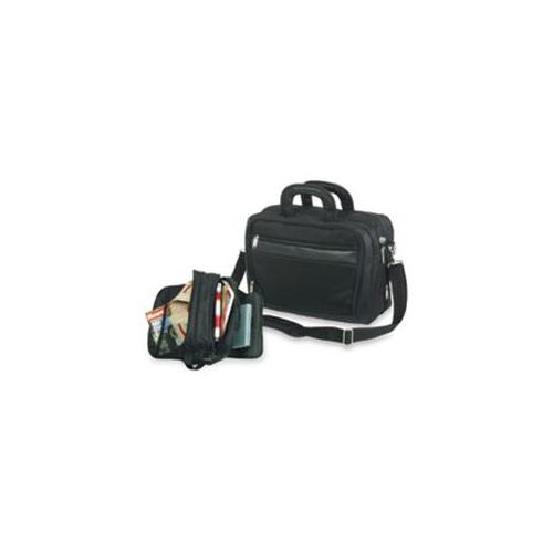 DDI 1475789 Paragon Traveling Computer-Brief Case -Black Case Of 8