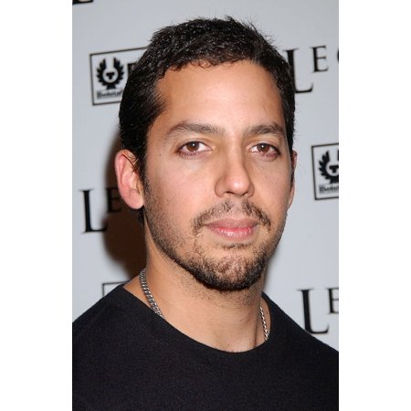 David Blaine At Arrivals For Premiere Of I Am Legend Wamu Theatre At Madison Square Garden New York Ny December 11 2007 Photo By Kristin CallahanEverett Collection