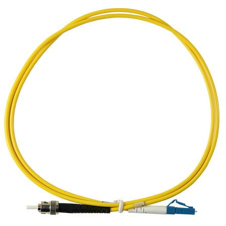 1m ST-LC Simplex 9/125?m Single Mode Patch Cord, UPC Polish