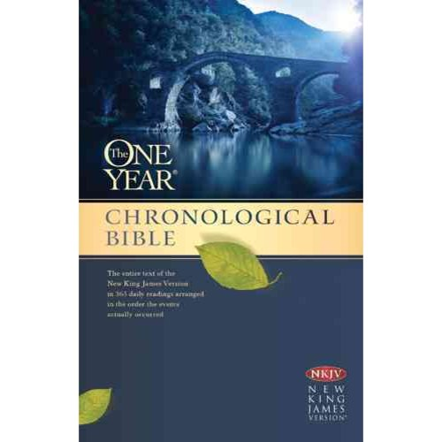 The One Year Chronological Bible: New King James Version