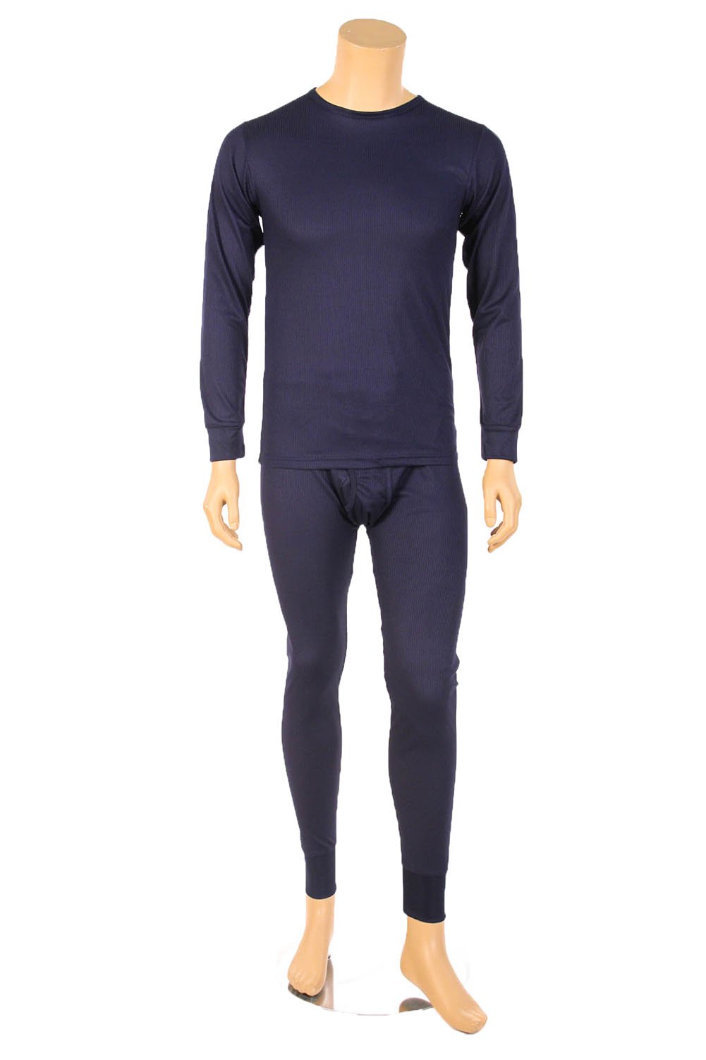 Men's Two Piece Long Johns Thermal Underwear Set by