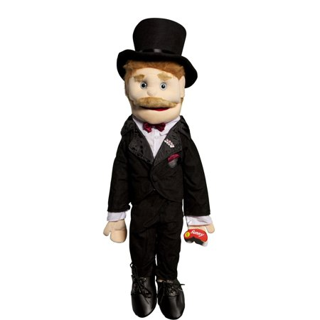 Sunny Toys GS4307 28 inch Dad Magician, Full Body Puppet