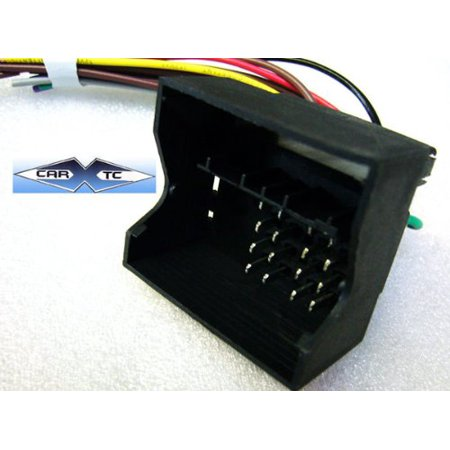 Amazing Stereo Wire Harness Vw Jetta Double Din 02 2002 Car Radio Wiring Wiring Database Hyediarchgelartorg