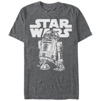 Star Wars Men's R2D2 Classic Pose T-Shirt
