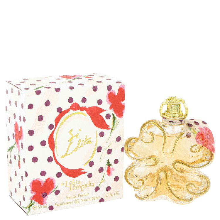 Lolita Lempicka Si Lolita Eau De Parfum Spray for Women 1.7 oz