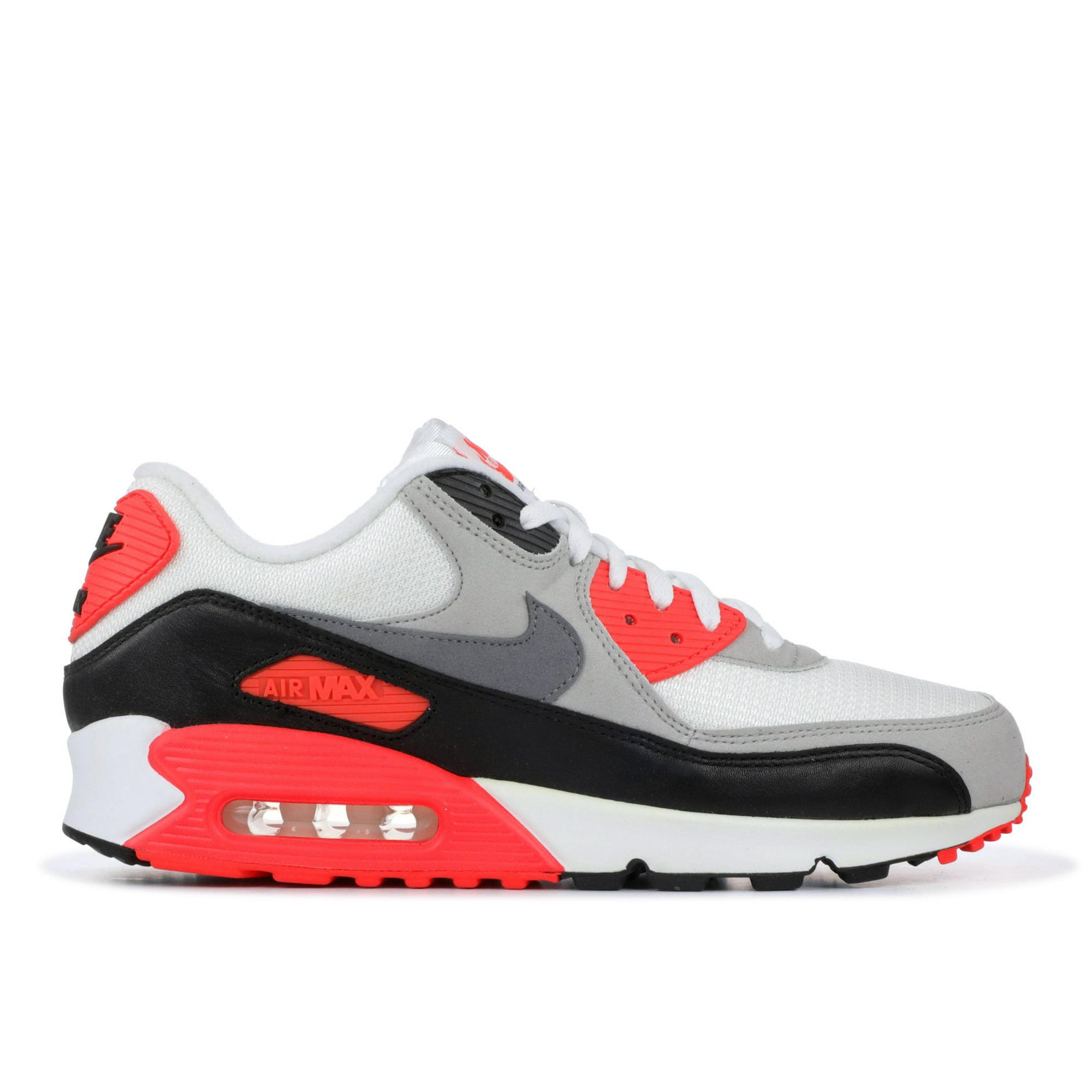 Nike - Men - Air Max 90 Og 'Infrared' - 725233-106 - Size 10