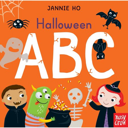 Halloween ABC (Board Book)