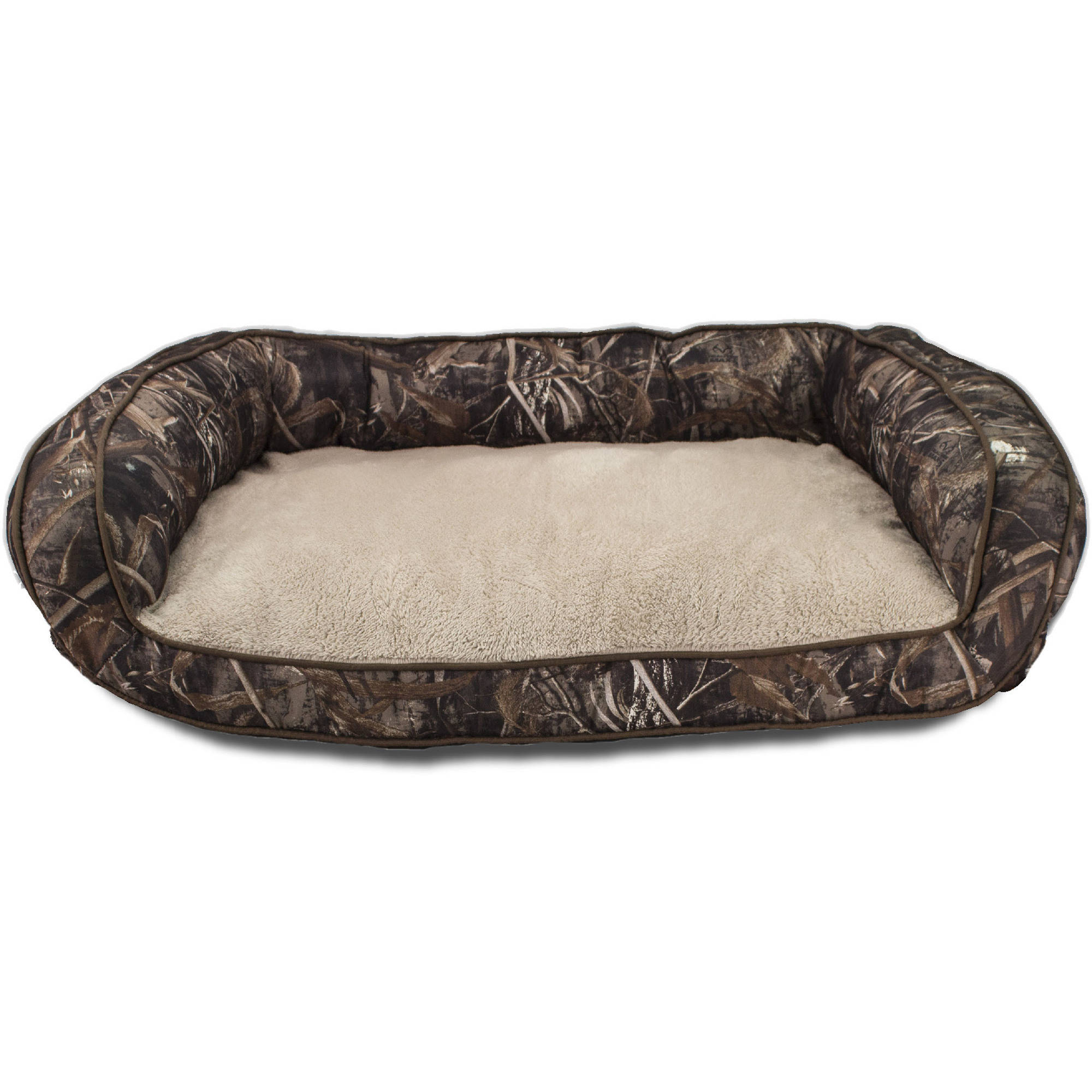 Realtree Max 5 Camo Couch Pet Bed