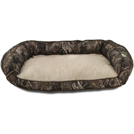 Perfect Realtree Max 5 Camo Couch Pet Bed - Walmart.com YW91