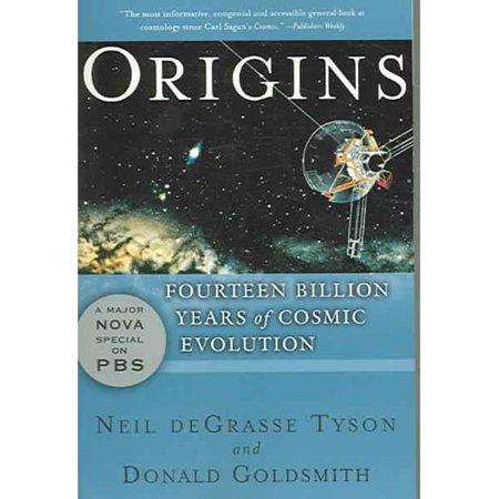 Origins: Fourteen Billion Years of Cosmic Evolution by