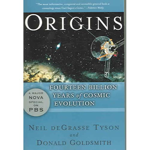 Origins: Fourteen Billion Years of Cosmic Evolution