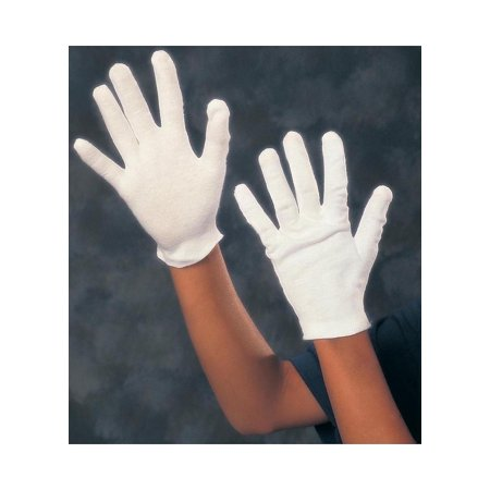 Child White Cotton Gloves 378, One Size](Michael Jackson Kids Glove)