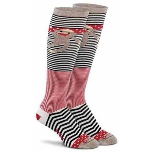Foxriver Women's Monkey Swings Knee-High Socks