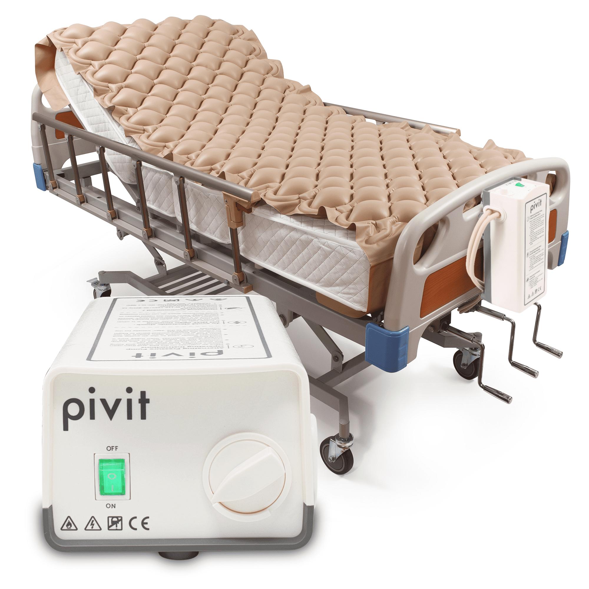 Pivit Alternating Pressure Mattress   Includes Electric ...