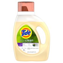 Laundry Detergent: Tide Purclean