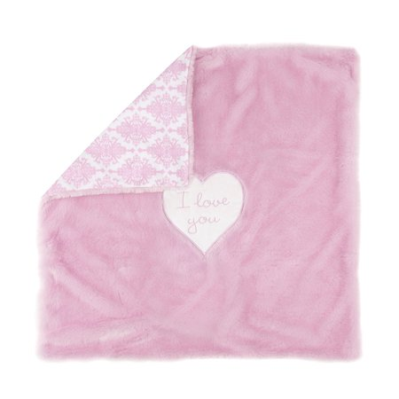 Wendy Bellissimo Travel Blanket And Strap Covers Set  Pink