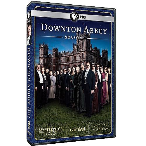 Downton Abbey: Season 3 (Original UK Unedited Edition)