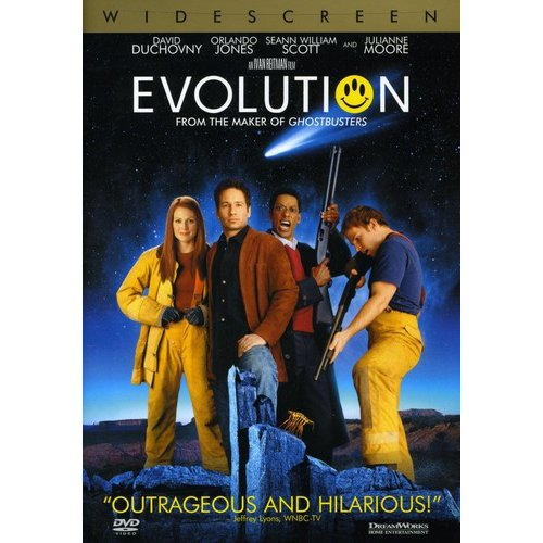 Evolution (Widescreen)