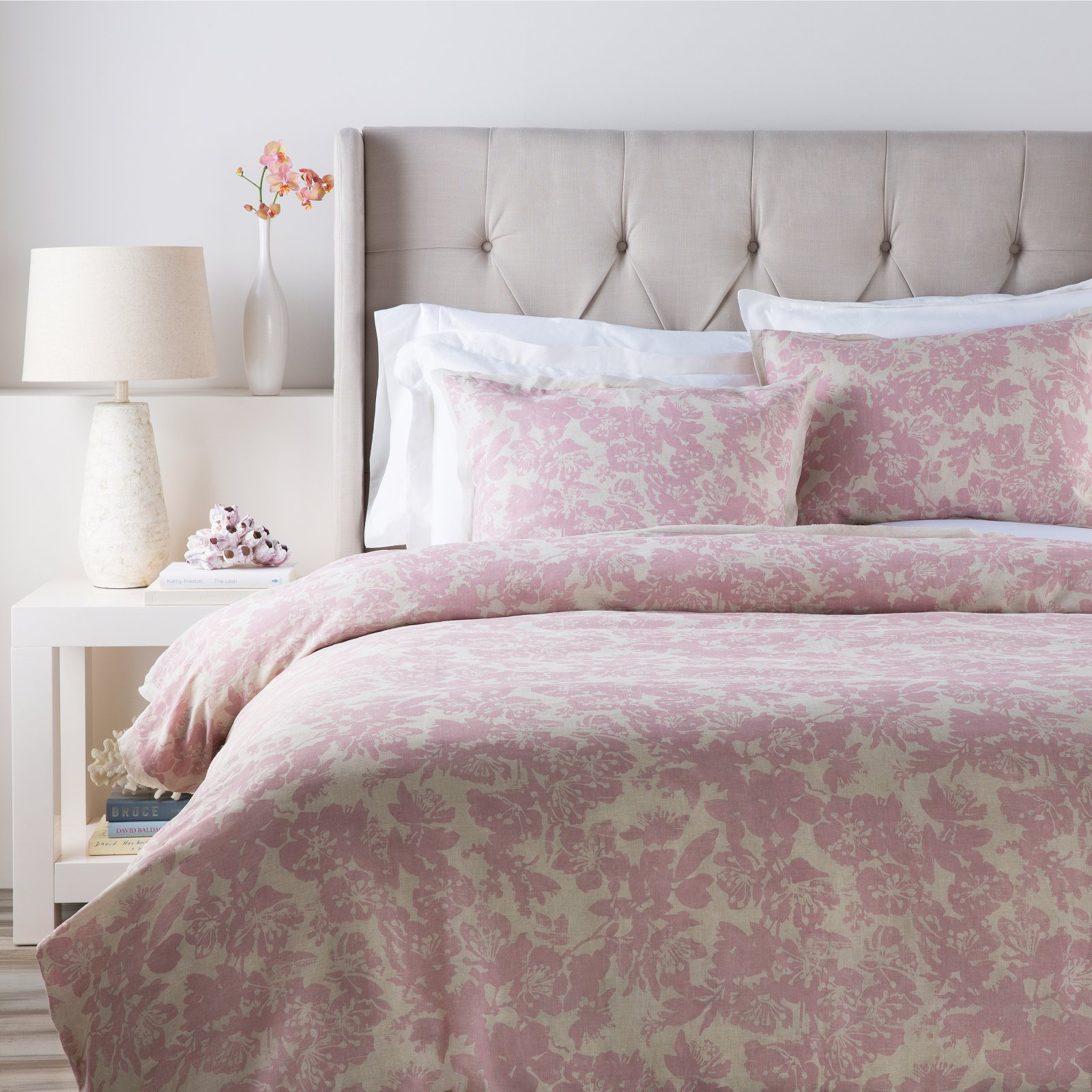 Clara Duvet Set by Surya