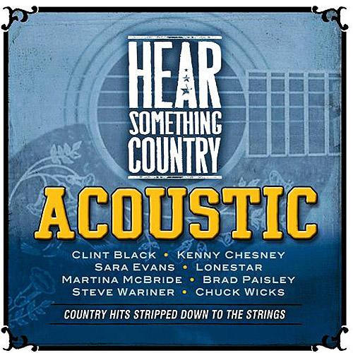 Hear Something: Acoustic Country