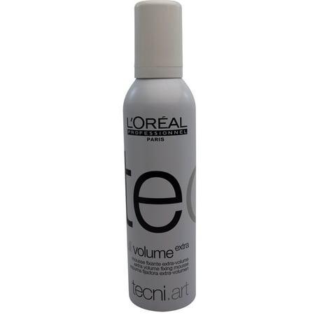 L'Oreal Professional Serie Expert Tecni Art Extra Volume Fixing Mousse 250 ml - image 1 of 1