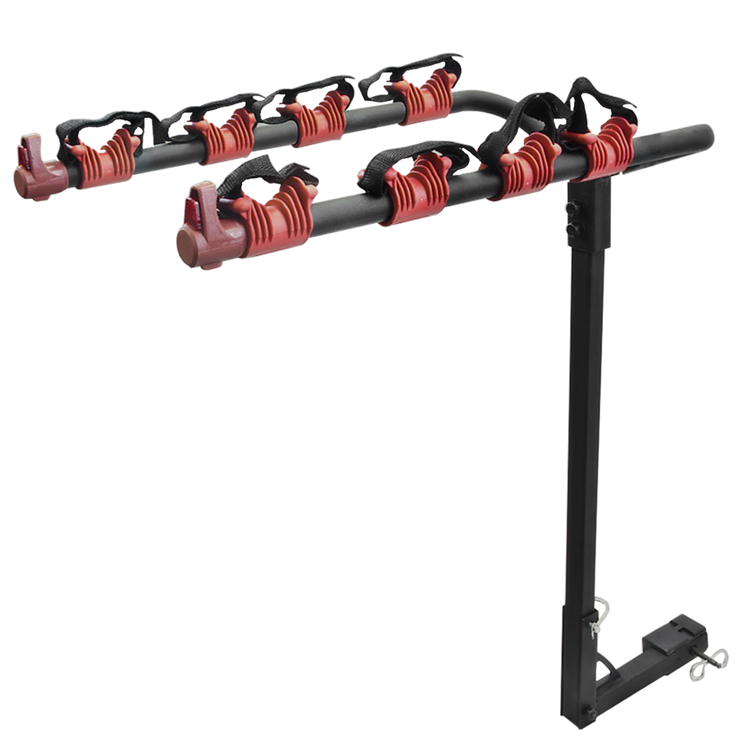 for mount cb car itm carrier bicycle hitch rack or bike