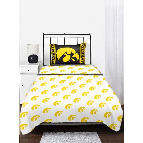 NCAA Iowa Hawkeyes Sheet Set