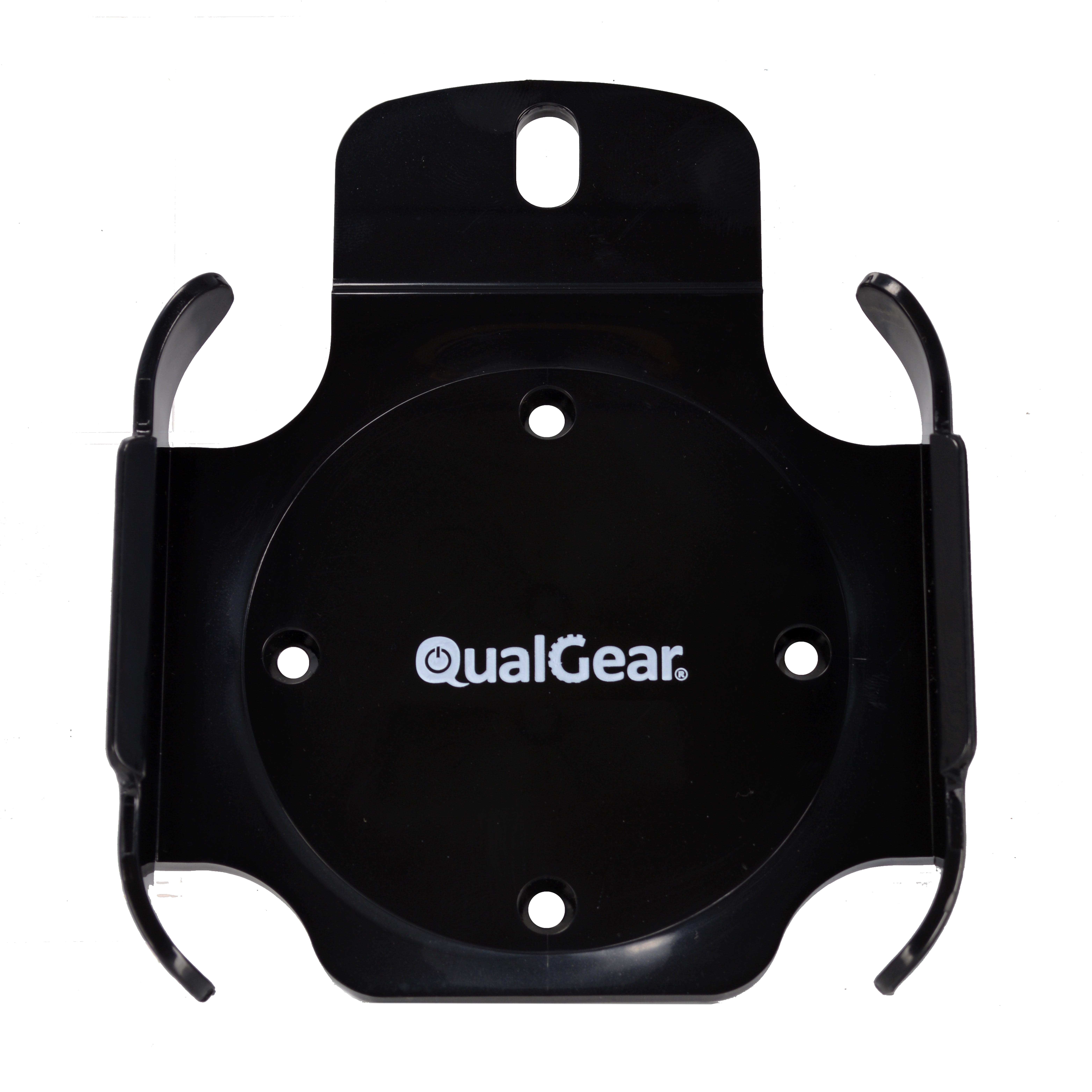 QualGear QG-AM-017 Mount for Apple TV/AirPort Express Base Station (For 2nd & 3rd Generation Apple TVs)