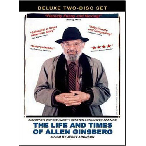 The Life And Times Of Allen Ginsberg (Widescreen)