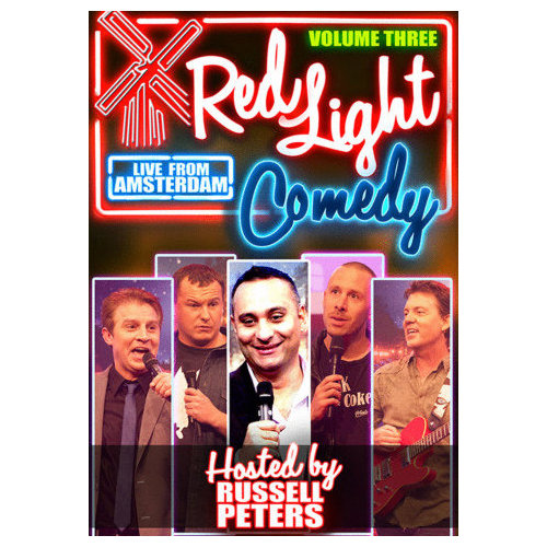 Red Light Comedy Live from Amsterdam (Volume 3) (2012)