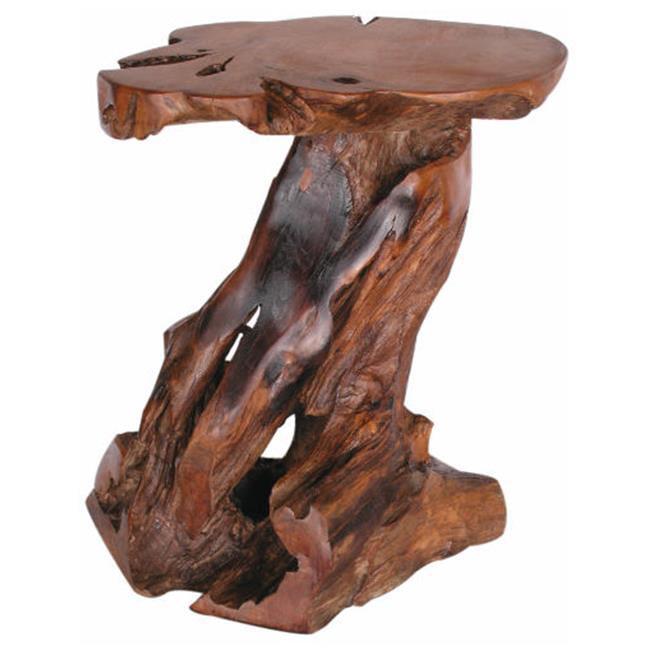 Groovystuff TF-0648-24 Sierra Side Table - M