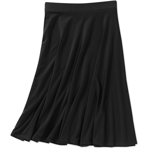 George Career Essentials Women's Jersey A-line Skirt